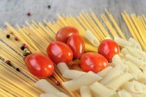 ספגטי ברוטב עגבניות פיקנטי