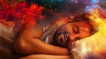 גבר ישן, לוכד החלומות עובד | משנה את החלומות של האדם בתנאי שהוא מקורי | עיבוד צילום: שולי סונגו
