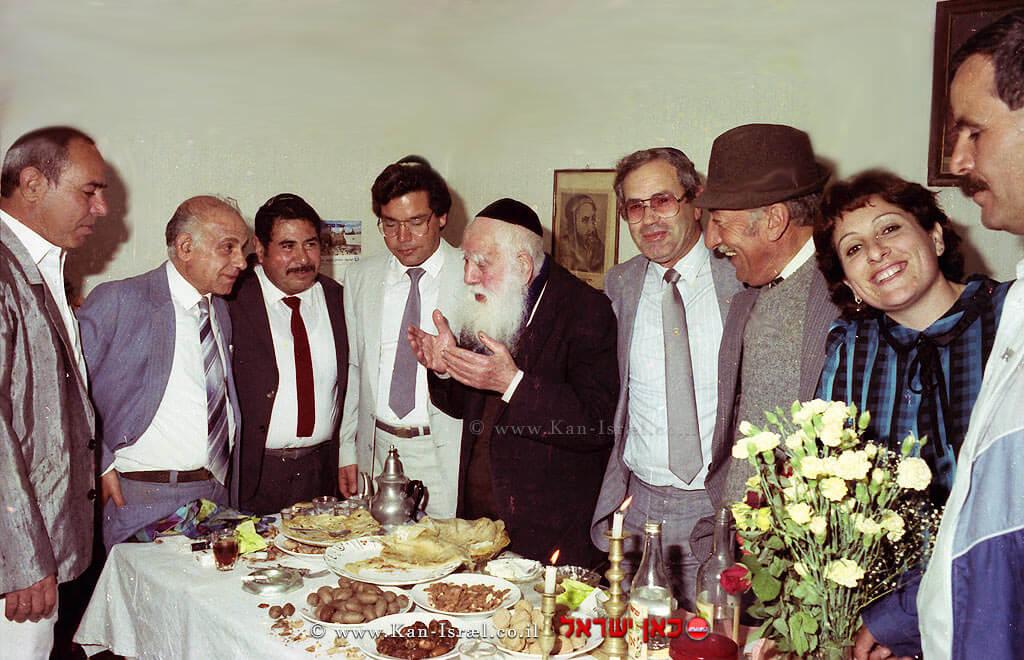 יהודי מרקו חוגגים החג. צילום; ויקיפדיה