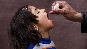 חיסון פוליו פקיסטן