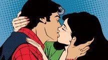 אל תהרוס את הנשיקה ואת המגע של הרגע על ידי התעקשות על לאן זה אמור להוביל.
