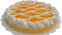 עוגת טורט תפוזים לחג הפסח של שומרי משקל   צילום: הדמייה