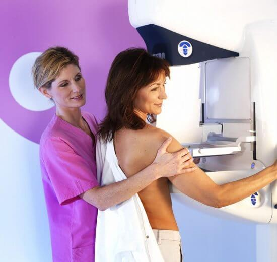 הנשים שכן עברו בדיקת ממוגרפיה לגילוי סרטן השד צרכו מידע בריאותי