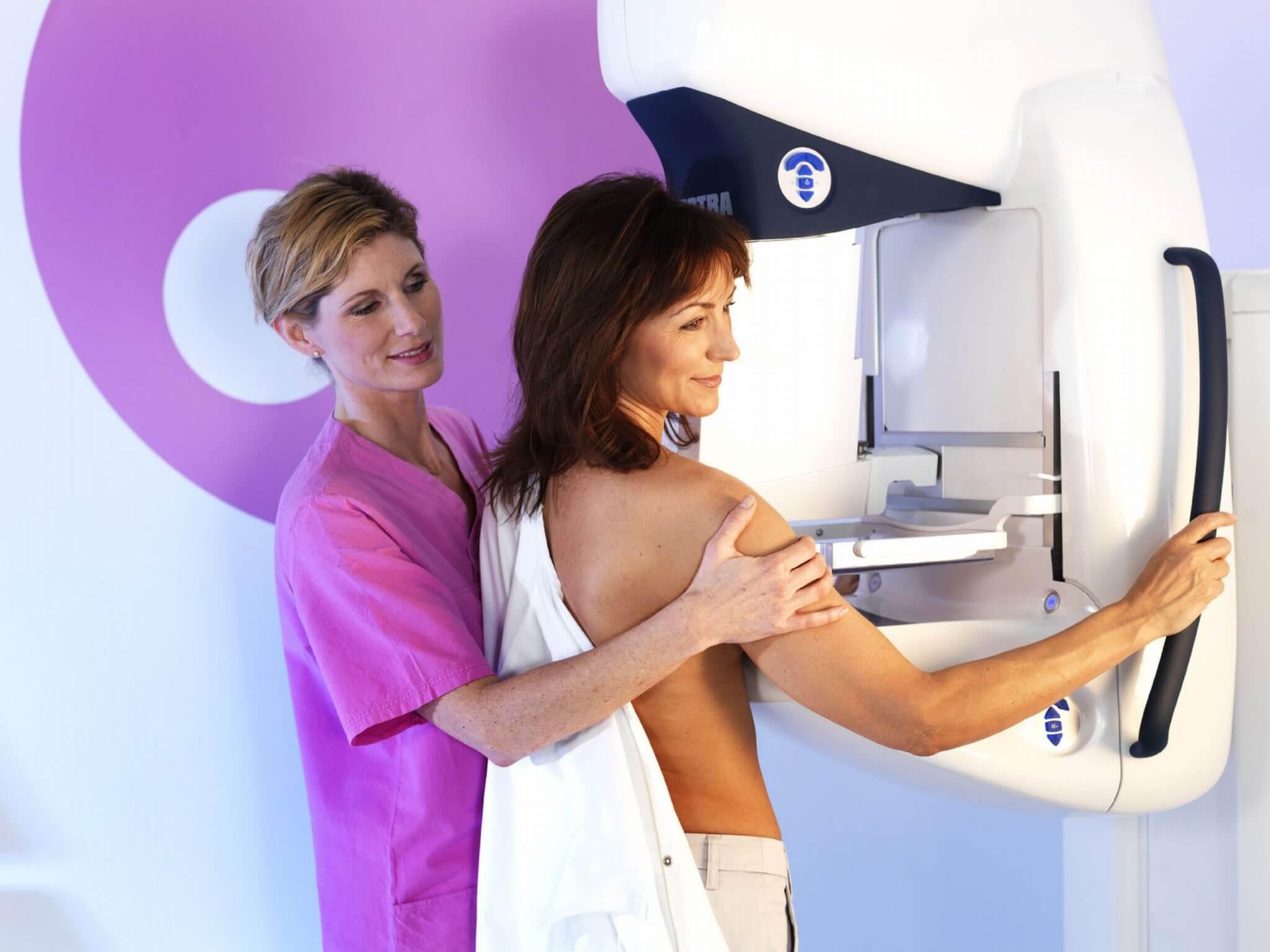 הנשים שכן עברו בדיקת ממוגרפיה לגילוי סרטן השד צרכו מידע בריאותי | אילוסטרציה