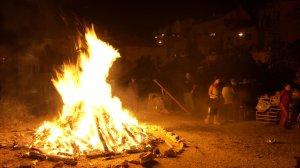 ילדים בחגיגות לג בעומר בבית וגן בירושלים | צילום: עמוס בן גרשום, לשכת העיתונות הממשלתית