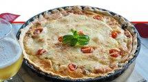קיש גבינות | עיבוד צילום: שולי סונגו ©
