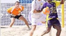 כדורגל חופים: מחזור שני של ליגת בנק יהב: נתניה מנצחת, חדרה מפסידה