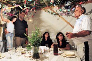 חג הסוכות בקרב יהודי לוב   המנהגים והמאכלים   עיבוד צילום: שולי סונגו