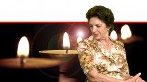 רעיית נשיא המדינה, סוניה פרס, הלכה לעולמה בגיל 87   צילום: ויקיפדיה   עיבוד ממחושב: משה נעים©