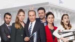 פולישוק, משתתפי סדרת דרמה קומית-סאטירית ישראלית