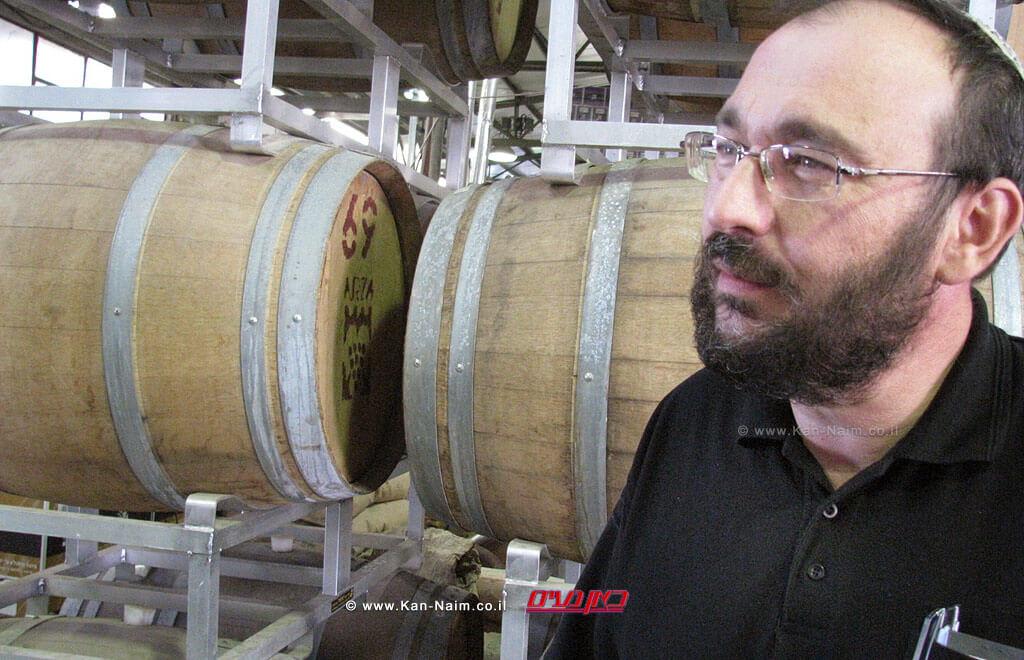פיליפ ליכטנשטיין, היינן הצרפתי של יקב ארזה, מציע;טיפים להתאמה של יינות למאכלי שבועות | עיבוד צילום: שולי סונגו©