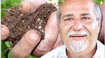 ראובן אורן מנהל פורום גינון אורגני ואקולוגי של פורטל כאן נעים