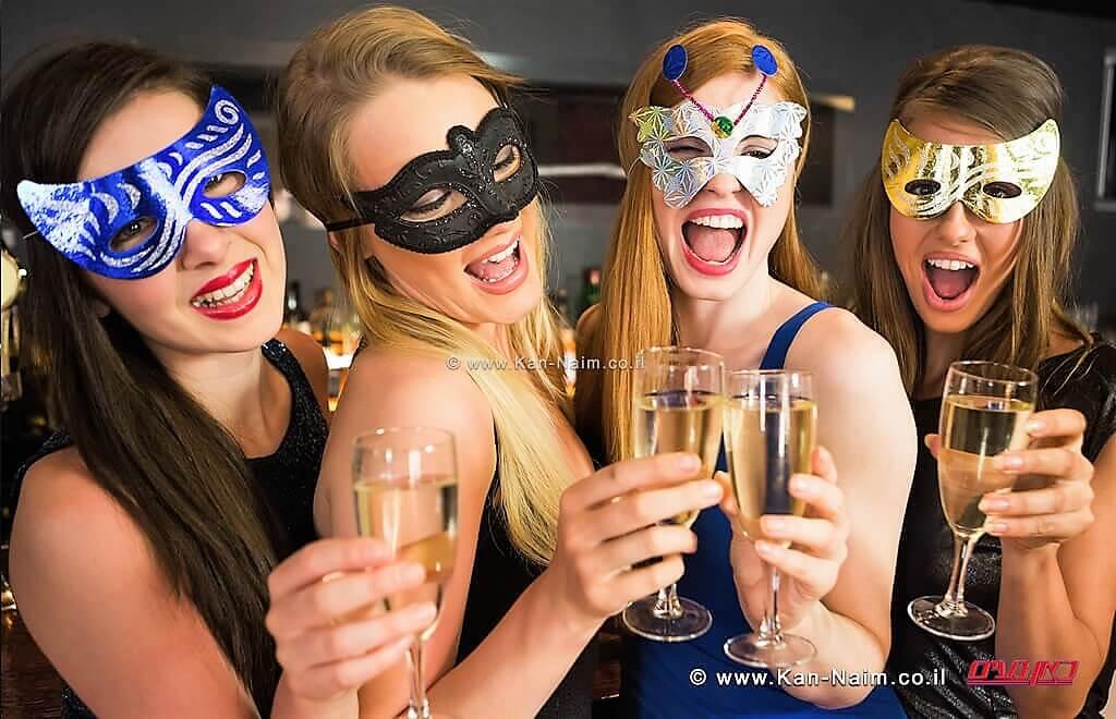 טיפים, עבור צעירים, גם ברוחם: איך לעשות בעיר מסיבה בטוחה ועל פי חוק