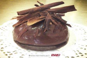 עוגת גבינת מסקרפונה עם ופיסטוק מענג ודובדבני אמרנה