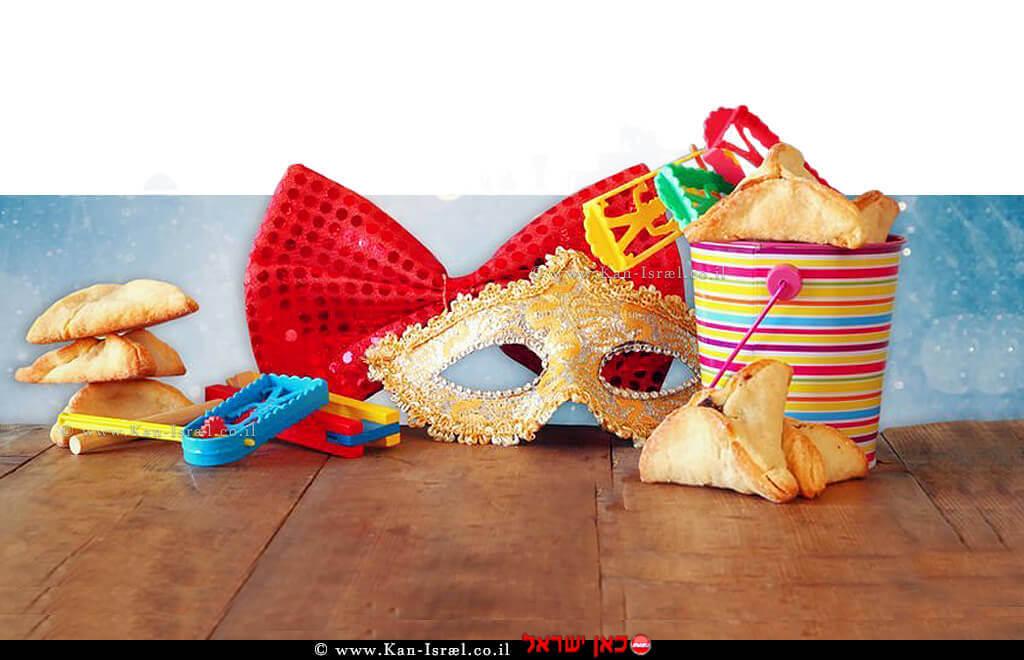 משלוח מנות לחג פורים | עיבוד צילום: שולי סונגו