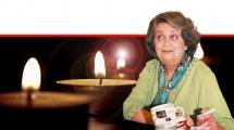 חנה מרון, שחקנית התיאטרון ו'כלת פרס ישראל' הלכה לעולמה בגיל 90 | צילום: ויקיפדיה | עיבוד צילום: שולי סונגו ©