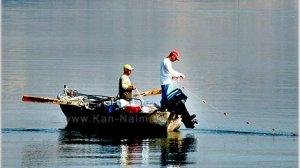 דיג בכנרת