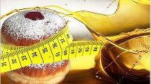 חנוכה: סופגנייה חמה ומשמינה באנו קלוריות לגרש