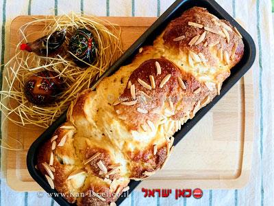 פינידו לחם גבינה בולגרי