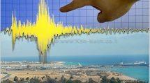 רעידת אדמה בחצי-האי סיני הורגשה הערב ברחבי ישראל