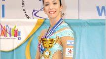 נטע ריבקין זכתה באליפות ישראל בהתעמלות אומנותית: ״המטרה הבאה- משחקי אירופה״