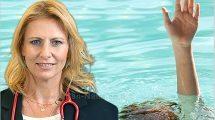 """ד""""ר עדי קליין, מנהלת מחלקת הילדים של המרכז הרפואי הלל יפה, חדרה"""