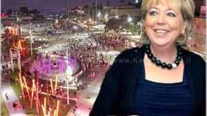 ראש העיר נתניה הגב' מרים פיירברג-איכר,העירייה ומשטרת ישראל, מזמינים להפנינג אתגרי וחווייתי