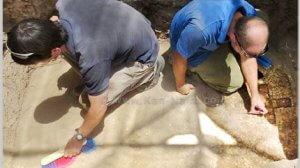 ארכאולוגים של רשות העתיקות בחיפוש אחר מקומו האמיתי של 'קבר המכבים' חידת המכבים, הפענוח יחל בהפנינג סוכות הפיצוח אולי בחנוכה