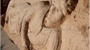 ארון קבורה נדיר ומרשים בן כ-1800 שנה שנחשף על ידי רשות העתיקות בעיר אשקלון