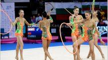 נבחרת ישראל בהתעמלות אמנותית   העפילה ל'אולימפיאדת ריו דה ז'ניירו'   צילום: עמית שיסל   עיבוד צילום: שולי סונגו ©