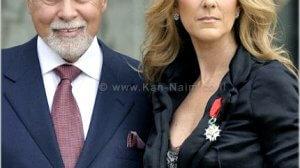 רנה אנג'ליל בעלה ומנהלה לשעבר של הזמרת סלין דיון, מת לאחר מחלת סרטן גרון
