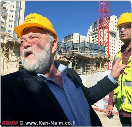 חבר כנסת גילאון: אדרוש הסברים על מגיפת תאונות העבודה בענף הבנייה