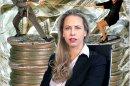 עורכת דין קרן זרקו זמיר, מייצגת נאשמים בהעלמות מס