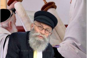 פָּרָשַׁת וַיִּקְרָא משה רבנו לא התפעל מהעליונות כמנהיג כב' הרב יעקב חיים גלויברמן