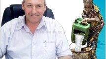 """פול שטיינר, יושב ראש חטיבת מים אפורים ב'איגוד לשכות המסחר' ומנכ""""ל 'חברת חוליות' (World Water Day)   עיבוד צילום: שולי סונגו"""