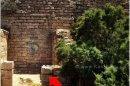 מצודת אשדוד בת ה-1,300 שנה ניזוקה מוונדליזם
