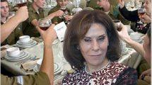"""סמנכ""""לית התאחדות המלונות בישראל, הגב' גורודסקי. התאחדות המלונות: חרף המשבר כ-100 חיילים בודדים בבתי המלון"""