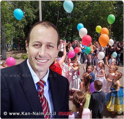ראש העיר עכו מר שמעון לנקרי, הנחה משמעותית במחירי הקייטנות