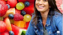חלי ממן: מדוע רצוי לשלב בתזונה שלנו פירות קיץ שונים ועסיסיים | עיבוד צילום: שולי סונגו©