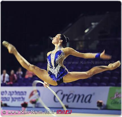 נטע ריבקין: המשימה העיקרית שלי השנה היא אולימפיאדת ריו | צילום: עמית שיסל | עיבוד צילום: שולי סונגו ©