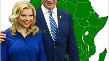 ראש הממשלה מר נתניהו ורעייתו לביקור היסטורי באפריקה: ישראל נכנסת ליבשת אפריקה