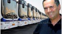 שר התחבורה, ישראל כץ, מהפכת התחבורה הציבורית בעיר אשקלון
