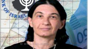 דר סיגל ריבון מנהלת האגף המונטרי בחטיבת המחקר של בנק ישראל