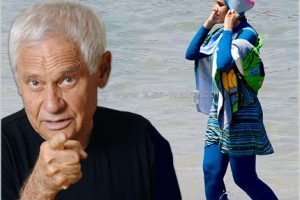 בגד ים חשוף - כן, כיסוי מלא – לא | בעקבות סערת הבורקיני | הטור של גדעון רייכר,