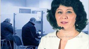 דר' חדוה בר, המפקחת על הבנקים, בנק ישראל | עיבוד צילום ממחושב: שולי סונגו©