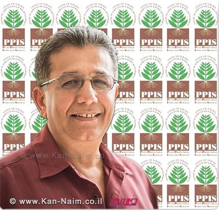 מנהל השירותים להגנת הצומח במשרד החקלאות, פרופ' עבד גרה | צילום: ארכיון ©