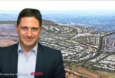 ראש העיר באר שבע, מר רוביק דנילוביץ'  אילוסטרציה:עיריית באר שבע