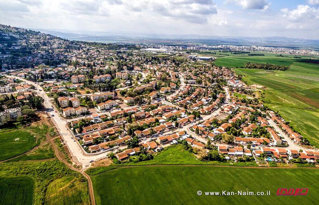מקרקעי ישראל אשרה בניית תוספת 1,580 יח