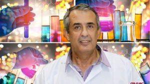 זוהיר פראג' מנהל שירותי הרוקחות במרכז הרפואי זיו בצפת ומנהל כנס הרוקחים הארצי | צילום: ארכיון | עיבוד צילום: שולי סונגו ©