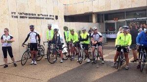 סוכרת, לא סוף העולם מסע האופניים Seeet Ride